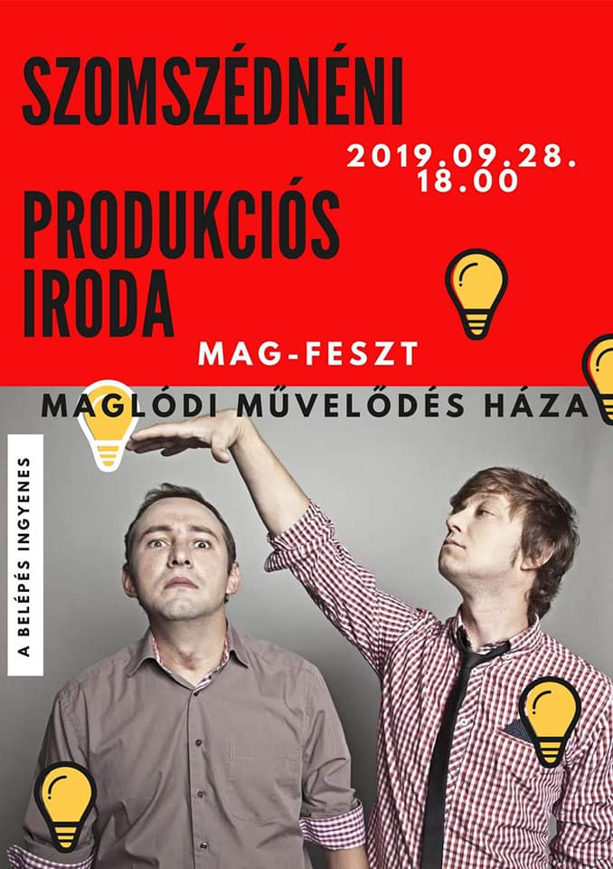 2019.09.28. Stand Up Comedy