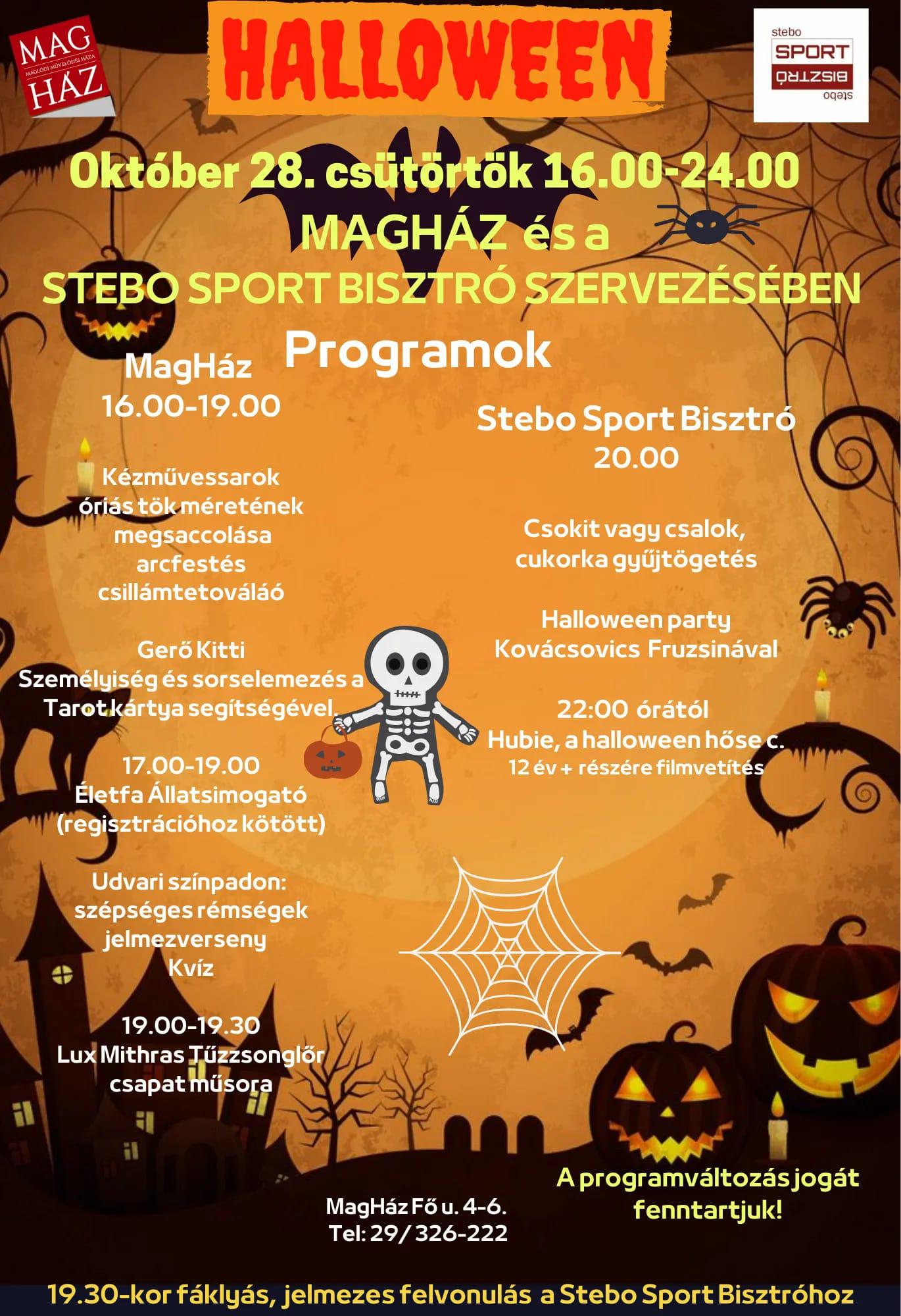 2021.10.28. Halloween